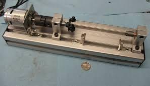 picture of mini metal lathe