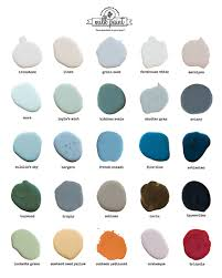 Beyond Paint Color Chart Miss Mustard Seeds Milk Paint Knot Too Shabby Furnishings