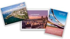 Brochures Business Brochures Lausanne Tourisme