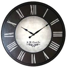 office wall clocks large. Captivating Image Of Black Large Wall Clocks Office Room Ideas For Home In Bedroom A