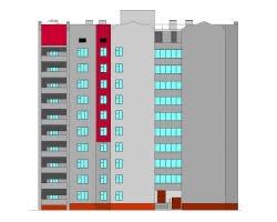 Купить дипломный Проект № Десятиэтажный жилой дом в г  Проект №2 31 Десятиэтажный жилой дом в г Волгодонск