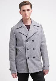 selected homme shdmercer light jacket grey melange men clothing jackets lightweight mottled selected homme