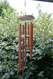 How To Make Wind Chimes Making Wind Chimes Out Of Copper Pipe Rocketshotz