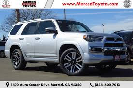 New 2018 Toyota 4Runner Limited For Sale in Merced CA | VIN ...
