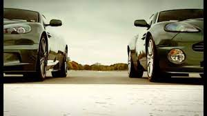 Aston Martin Dbs Vs Db9 And Vanquish Top Gear Youtube