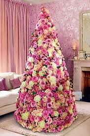 Paper Flower Christmas Tree Paper Flowers Very Original Christmas Tree Christmas