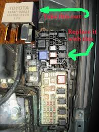 2003 camry relay diagram 2003 image wiring diagram toyota camry a c button flashing blinking repair it for 13 99 on 2003 camry relay diagram