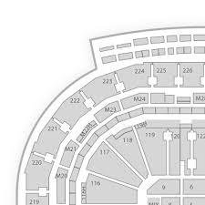 Little Caesars Arena Seating Chart Concert Map Seatgeek