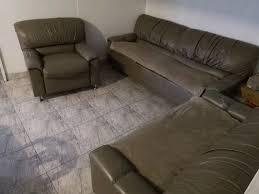 used full leather sofa set phoenix