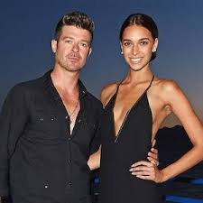 alan thicke robin thicke. Wonderful Thicke Robin Thicke U0026 April Love Geary Expecting First Child Together And Alan E