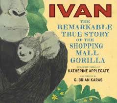 the newbery medalist katherine applegate and the artist g brian karas present the extraordinary real story of a special gorilla beautiful picture book