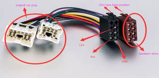 to confirm iso harness and make it to work joying android car how to confirm iso harness and make it to work joying android car audio stereo to work