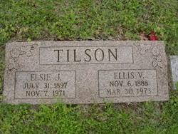 Elsie Jane Gleason Tilson (1897-1971) - Find A Grave Memorial