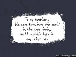 Quotes For Brothers Adorable Birthday Wishes For Brother Quotes And Messages WishesMessages