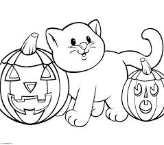 Cute Halloween Coloring Pages Mim5 Blank Halloween Coloring Pages