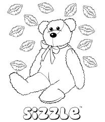 Coloring Pages Of Beanie Babies Free Baby Animals Free Coloring