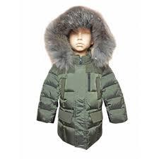 baby a coat green