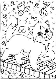 Cat coloring pages can help to fill up leisure time and become coloring activities that are quite enjoyable. Print Download The Benefit Of Cat Coloring Pages
