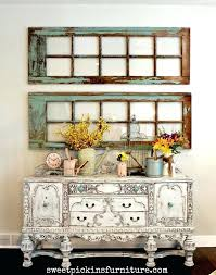 antique decorating