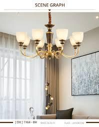Moderne Led Kronleuchter Decke Kupfer Leuchte Hängen Lampe Schlafzimmer Wohnzimmer Dekoration Home Indoor Licht Suspension
