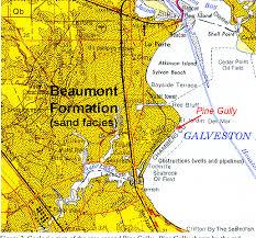 Pdf Unusual Sedimentation Of A Galveston Bay Wetland At