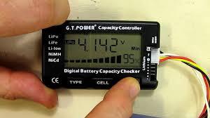 Best <b>RC</b> Battery Tester - <b>CellMeter</b>-<b>7</b> Digital Battery Capacity ...