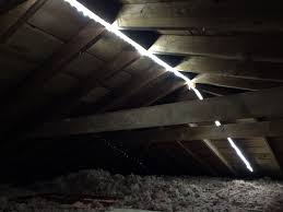 attic lighting. An Led Rope Light Illuminating Attic Lighting -