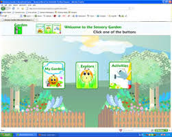 Small Picture Sensory World and Sensory Rooms Flash Interactive House Site Map