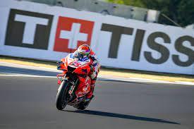 MotoGP: Francesco Bagnaia - der Pechvogel von Misano