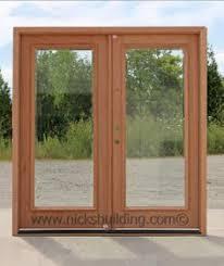 glass double door exterior. French Doors .. Glass DoorsWood Door With Glass.. Back · Double ExteriorDoor Exterior D