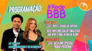 Final do BBB21: confira a programação da #RedeBBB | BBB21