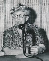 facts you didn t know about eleanor roosevelt and aauw eleanor roosevelt speaking at the 1959 convention in kansas city missouri