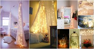 diy home lighting ideas. Eye-Catching Christmas Fairy Lights Decor Ideas For Magical Moments In Your Home Diy Lighting