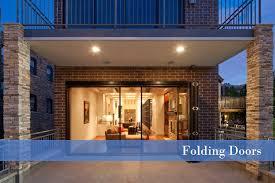 bi fold doors folding patio doors