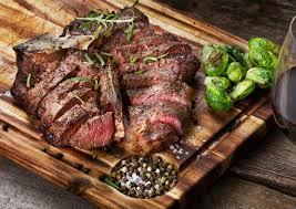 porterhouse steak. Beautiful Steak With Porterhouse Steak