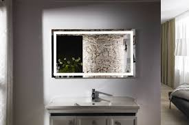 bathroom mirror with lights. bathroom mirror vanity bathroom: lighted mirrors with lights