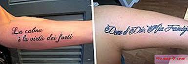 Nápisy Pro Přenos Tetování Pro Dívky A ženy Populární Fráze V