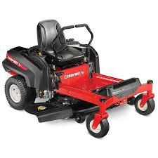 zero turn lawn mower accessories. troy-bilt xp mustang 42 xp 22-hp v-twin dual hydrostatic zero turn lawn mower accessories