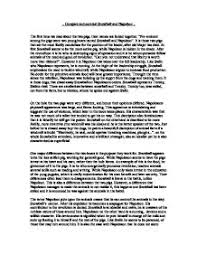 sample napoleon animal farm essay unteaching the five paragraph essay summary statements a 500 word essay on respect elders choosing civility essays on friendship dissertation self