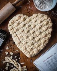 Had Fun With Pie Pastry Today This Is A Pre Bake Apple Pie With A