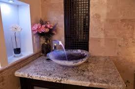 glass tile mosaic bathroom