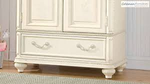 Lea Bedroom Furniture Jessica Mcclintock Full Sleigh Storage Bedroom Collection From Lea
