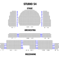 Roundabout Studio 54 Seating Chart The Sound Inside Tickets Show Info For The Sound Inside