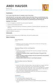 Journalism Resume Examples Custom Journalism Resume Examples Inspirational Plagiarism Checker For