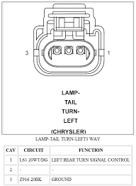 taillight wiring question dodge avenger forum 2012 dodge avenger radio wiring harness at 2010 Avenger Wiring Diagram