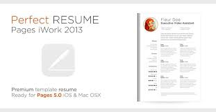 Apple Pages Resume Templates Inspiration 28 Inspirational Apple Pages Resume Templates Gallery