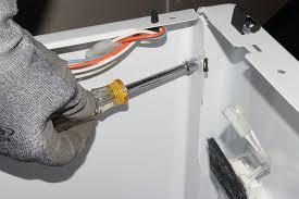 kenmore 80 series dryer belt. remove the screws. kenmore 80 series dryer belt