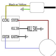 5 pin cdi box wiring diagram various information and pictures CDI Ignition Wiring Diagram 8 pin cdi to 6 pin stator rh miniriders 5 pin ac cdi box wiring