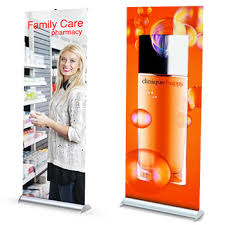 Retractable Display Stands Banner Stands Tradeshow Displays Retractable Banners NYC 75
