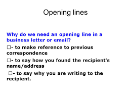 S Formal Letters Writing S Formal Letters Ppt Video Online